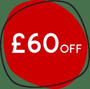 £60 off